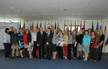 EJL väliskoolitus Haagi 14 - 18.05.2013