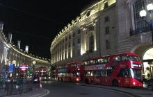 Väliskoolitus Londonis 9.05-13.05.2016